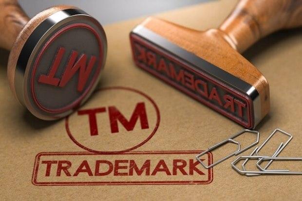 патент търговска марка